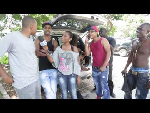 Making the Video - elenco de Luxo- Fuba 2013