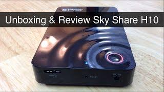 Unboxing & Review Sky Share H10 - Ten tu propia nube en casa