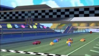 Carros 2: O Jogo Mostrando Os Personagens, Classico Da