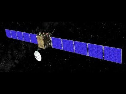 Comet-Chasing Rosetta Spacecraft To Wake Up From Deep Space Hibernation