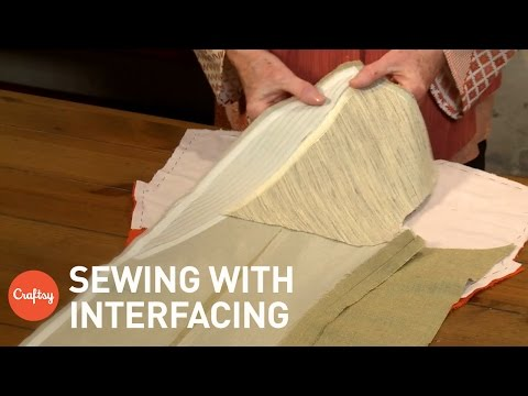 Sewing Interfacing Types | Sewing FAQs with Linda Lee