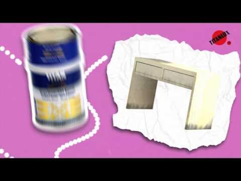 Pintar sobre melamina aluminio o galvanizado youtube - Pintar muebles de melamina fotos ...
