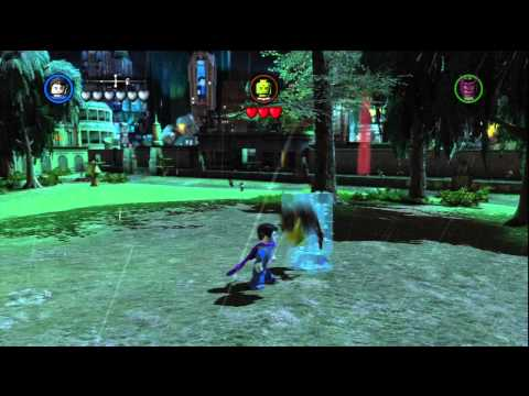 LEGO Batman 2: DC Super Heroes - Brainiac Gameplay and Unlock Location