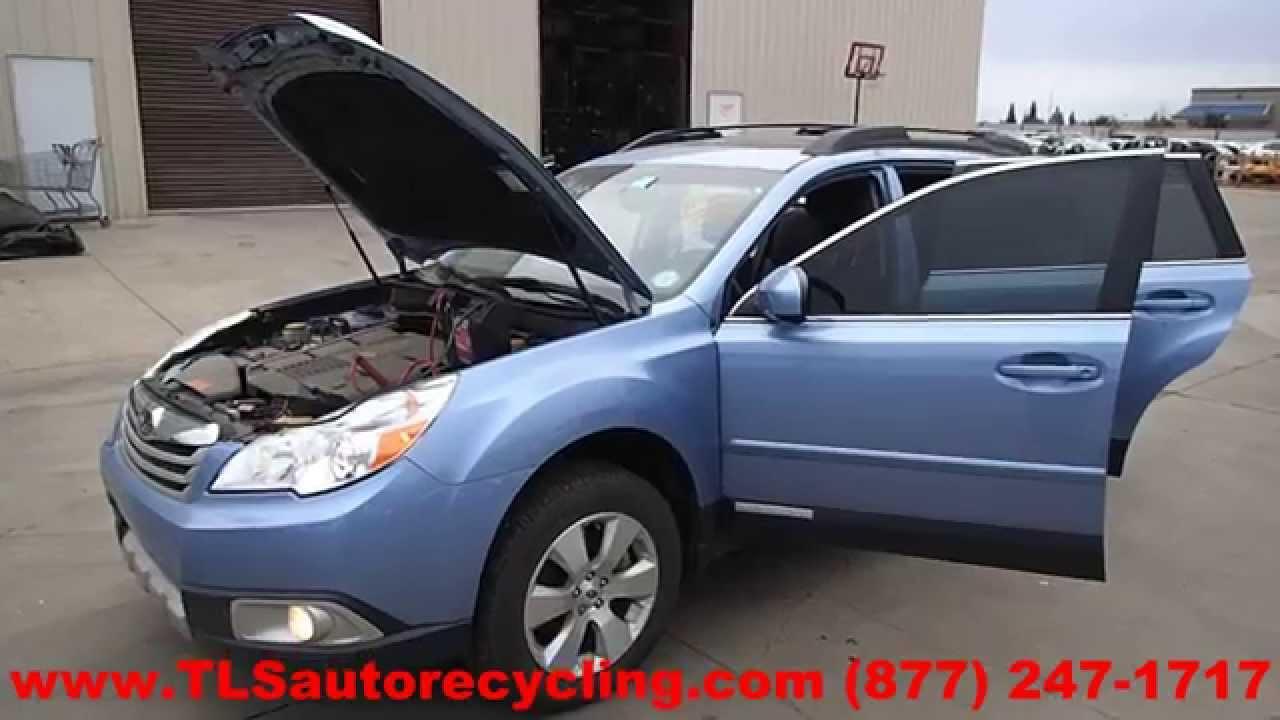 2012 Subaru Outbakleg