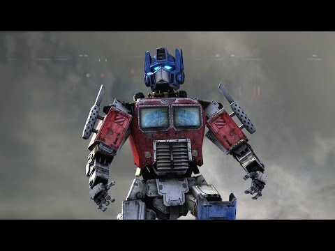 Optimus Prime in Titanfall -- IGN Originals DLC Trailer