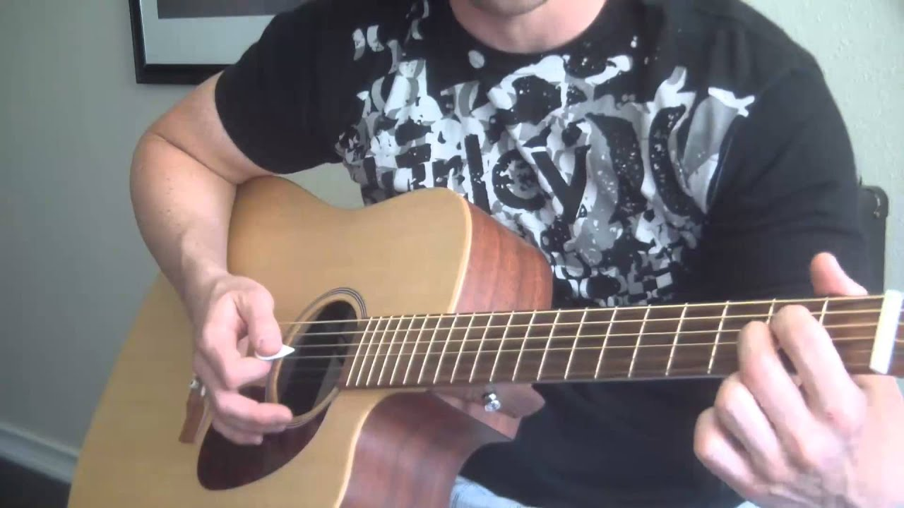 how to play jailbreak on guitar