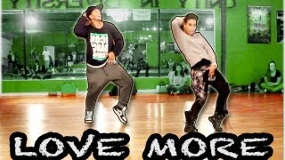 LOVE MORE @ChrisBrown Dance @MattSteffanina