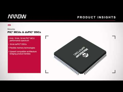 Product Insights - Microchip PIC® MCUs and dsPIC® DSCs