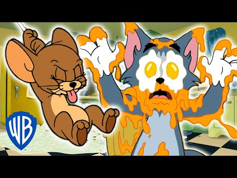 Tom a Jerry - Katastrofa v kuchyni