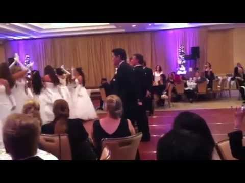NCL Father/Daughter Waltz- Class of 2014 Whittier Chapter