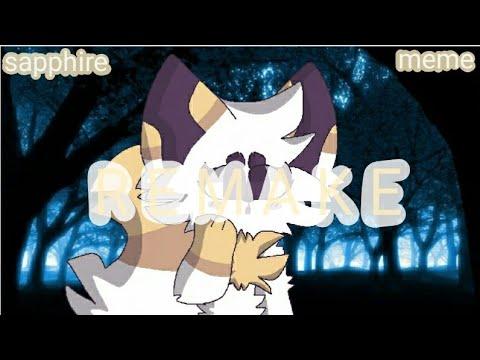 •Sapphire Original Meme• ]REMAKE[ TWEENING PRACTICE