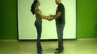Aprende a bailar salsa. Cascadas