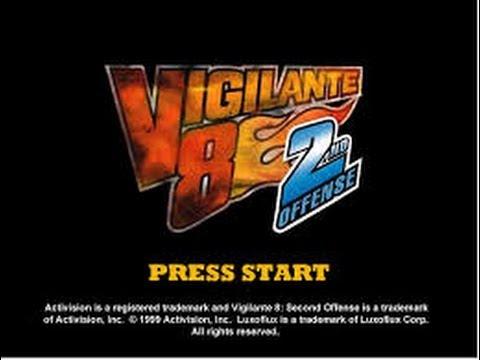 Vigilante 8 2nd Offense - Gameplay