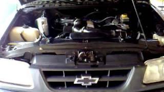 Blazer 2.2 96 DLX Gasolina