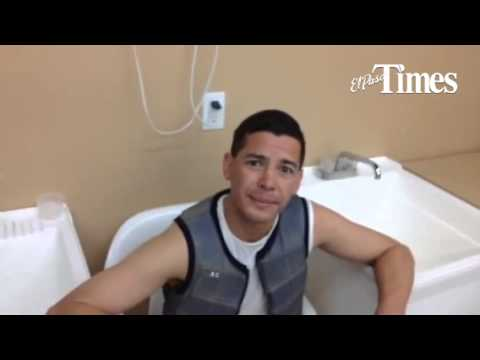 Veteran quarter horse jockey Jose Badilla Jr. talks about returning to riding after long absence
