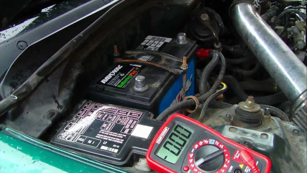 Honda civic car battery life tips