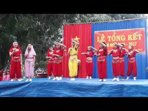Hs k4 hát múa Alibaba