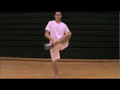 Dynamic warm-up Basketball