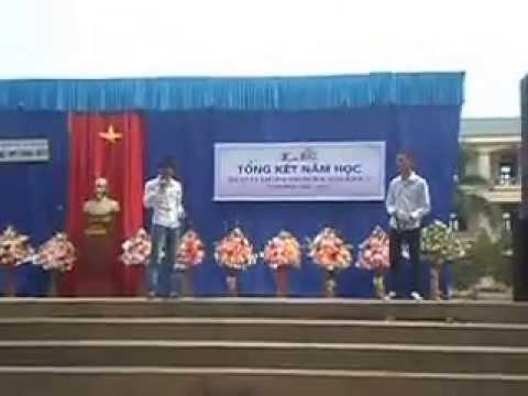 Cơn Mưa Ngang Qua phiên bản học sinh cực hay