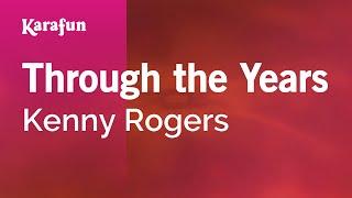 Karaoke Through The Years - Kenny Rogers *