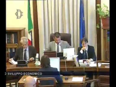 Roma - Audizione di Claudio De Vincenti (15.07.14)