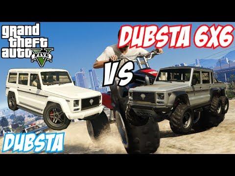 Gta Dubsta Glitch Gta 5 Dubsta 6x6 vs Dubsta