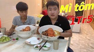 Nấu Mì Tôm Hùm 1Tr5 Cực Kì Vui - Tiền Zombie v4