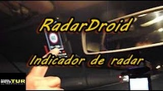 Indicador De Radar, Radardroid