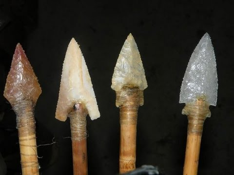 Craftsman Donny Collins Artisan Of Stone Age Weapons