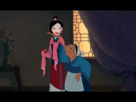 Mulan - Honor To Us All [High Quality] -BXsfgkLbkOA