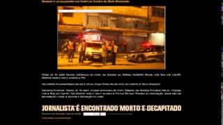 Iniciada investiga��o de morte de jornalista no Jequitinhonha