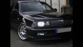 1992 Black Mitsubishi Sigma Pictures & Video