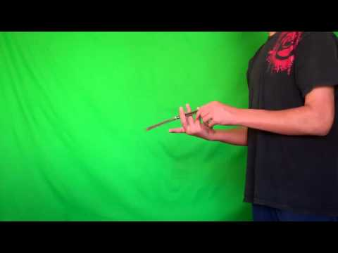 Balisong Tutorial: Middle of Hell (Advanced)