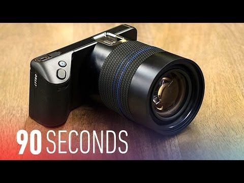 Lytro lays out its vision for the future of photography: 90 Seconds on The Verge