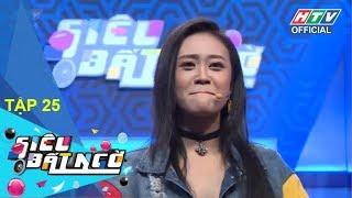 HTV SIÊU BẤT NGỜ MÙA 2 | Hotboy đổ bộ khiến Hari Won hoang mang|  SBN #25 FULL | 31/1/2018