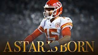 Patrick Mahomes: A Star is Born (Kansas City Chiefs Mini-Movie) ᴴᴰ