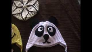 Gorras De Crochet