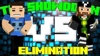 The Showdown! (Minecraft Gameshow) - CavemanFilms vs Mr360Games! [Elimination Game]