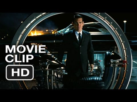 Men In Black 3 CLIP - They Have These In The Future? (2012) Will Smith Movie HD