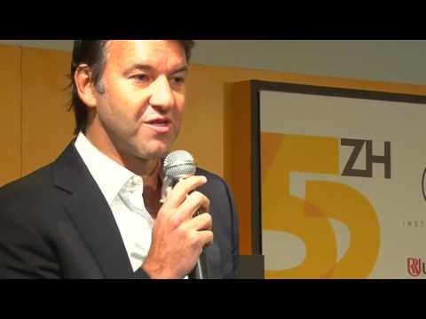 Palestra com Eduardo Sirotsky Melzer