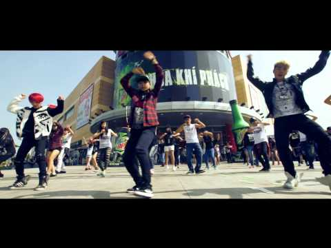 [OFFCIAL] FLASHMOB RINGA LINGA (링가 링가) by YG LOVERS VIETNAM