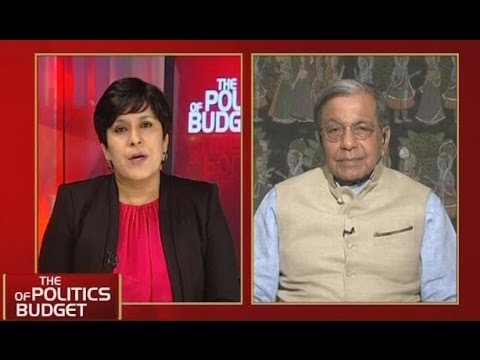 The Politics Of #Budget2014 -- With Manish Tewari, Jay Panda & NK Singh