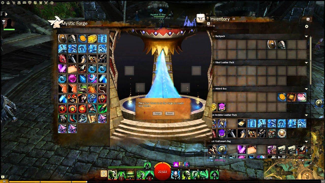 Ostaa Guild Wars 2 Legendaarinen GW2 ostoksia MuleFactory