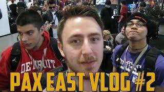 EPIC MEETUP! (PAX East Vlog #2)
