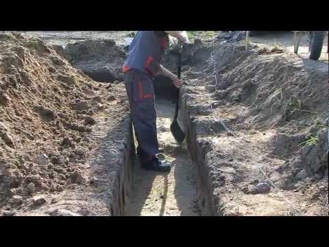 Jak wykonać fundamenty? - budowa domu