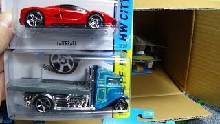 2014 F-Case USA Long Cards Factory Sealed Case Unboxing