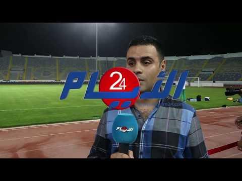 الصحفي باسم النجار يتحدث عن مباراة المغرب والغابون
