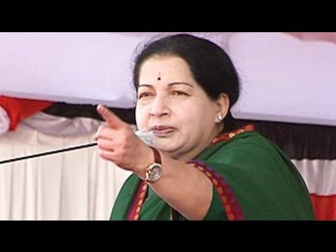 Truth vs Hype: The Contenders of 2014 - Jayalalithaa's splendid isolation