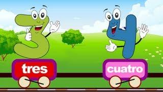 Aprende Los Números Del 1 Al 10 En Español Con Este
