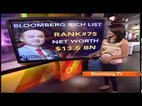 In Business- Masayoshi Son Gets Richer By $4.5 Bn